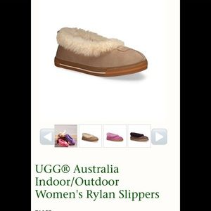 💥UGG Rylan slippers💥